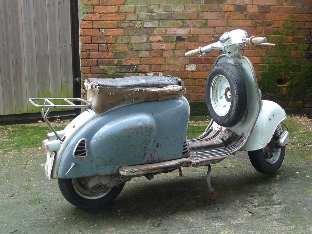 Iso Diva Scooter
